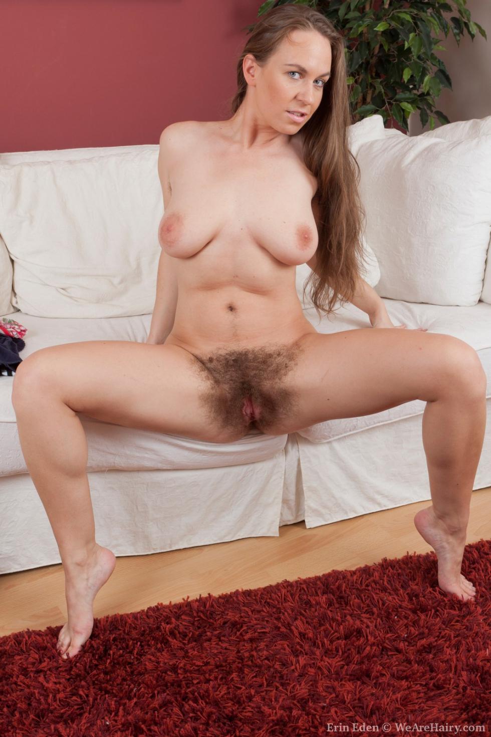 Hairy erin eden