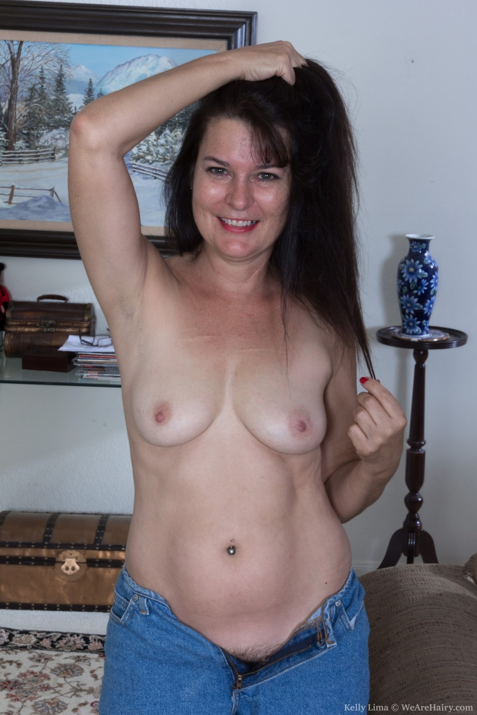overflowing pussy